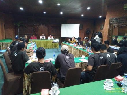 Pelatihan Barista BNNP DIY Resmi ditutup